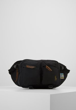 CROSSBODY - Bältesväska - black