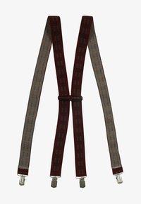Lloyd Men's Belts - Belt - bordeaux - 0