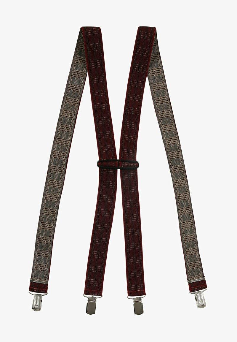 Lloyd Men's Belts - Belt - bordeaux