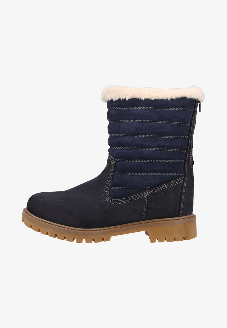 Darkwood - Snowboot/Winterstiefel - navy