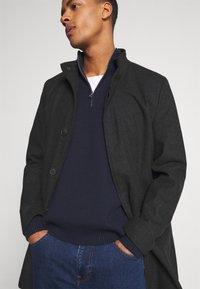 Newport Bay Sailing Club - COAT - Classic coat - grey - 3