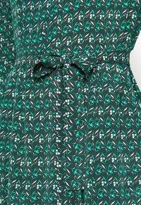 WEEKEND MaxMara - VERBAS - Denní šaty - dark green - 5
