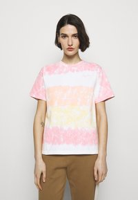 See by Chloé - Print T-shirt - multicolor - 0