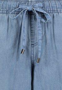 Sublevel - Denim shorts - middle-blue - 6