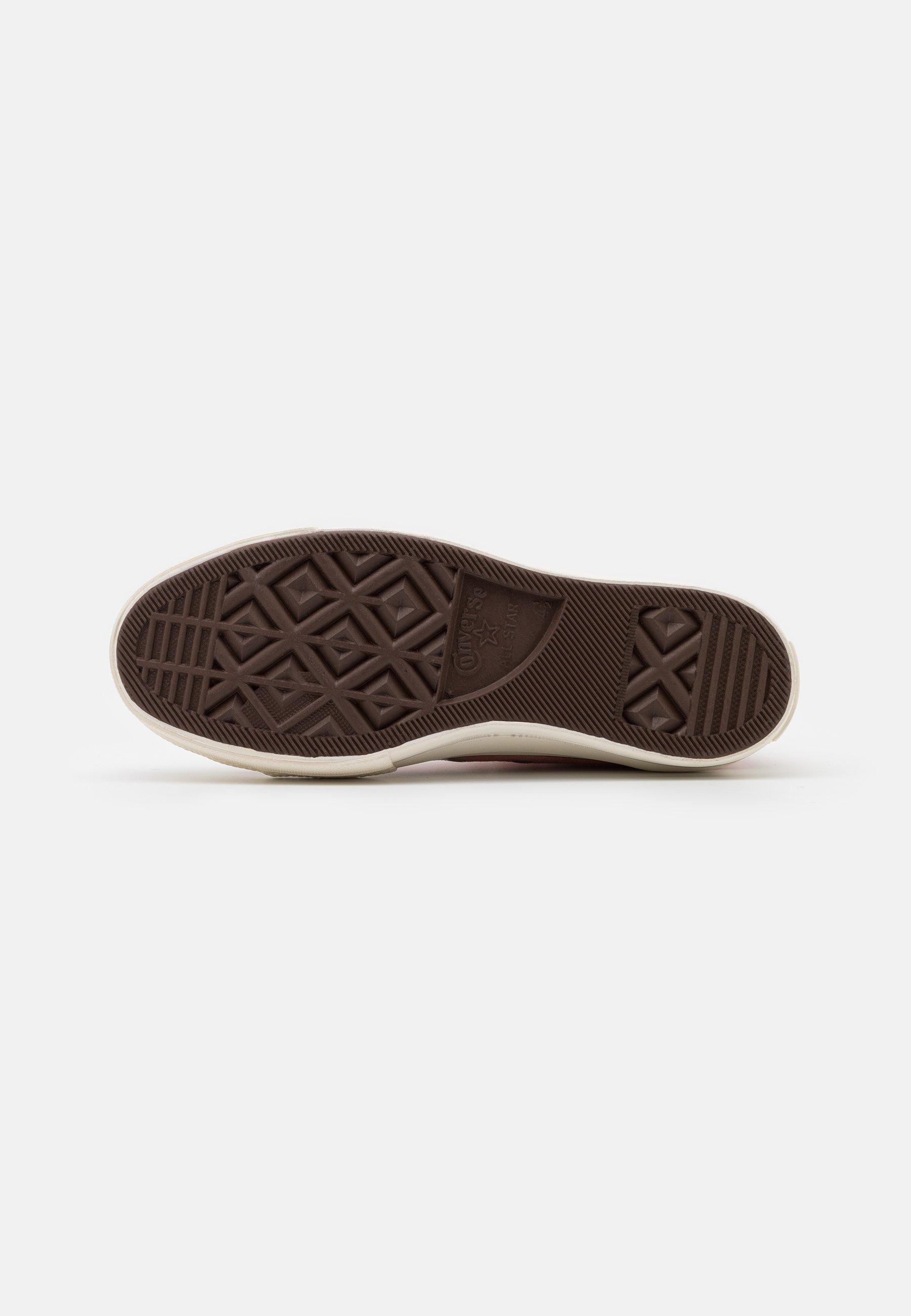 Converse CHUCK TAYLOR ALL STAR LIFT Sneaker high ginger rose/egret/black/rosa