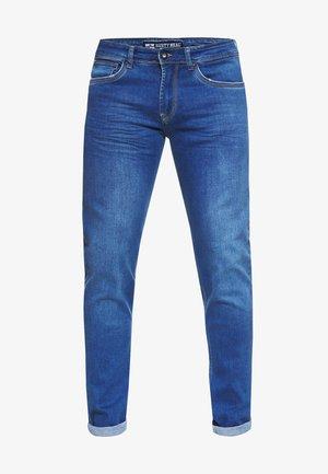 MELVIN - Slim fit jeans - royal blue