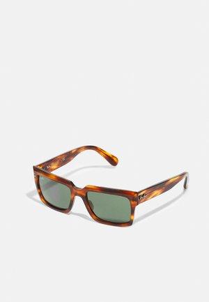 UNISEX - Solbriller - striped havana