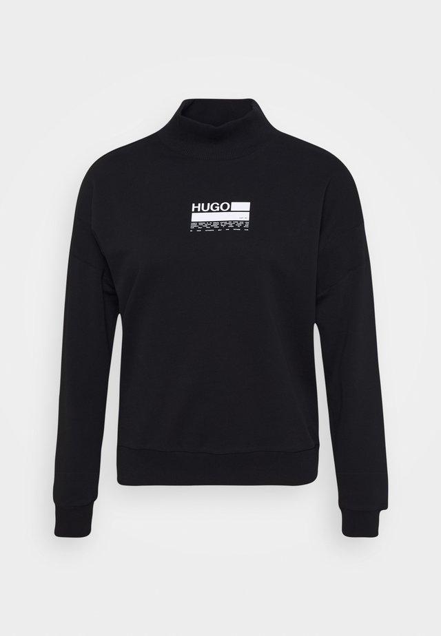 NELINDA - Sweatshirt - black