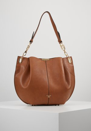 DERLY  - Handbag - tan