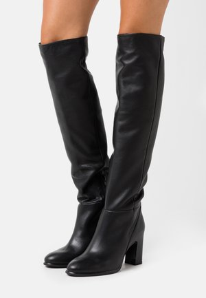 URICA - Over-the-knee boots - black
