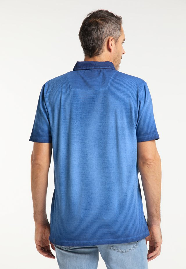Polo shirt - nauticblue