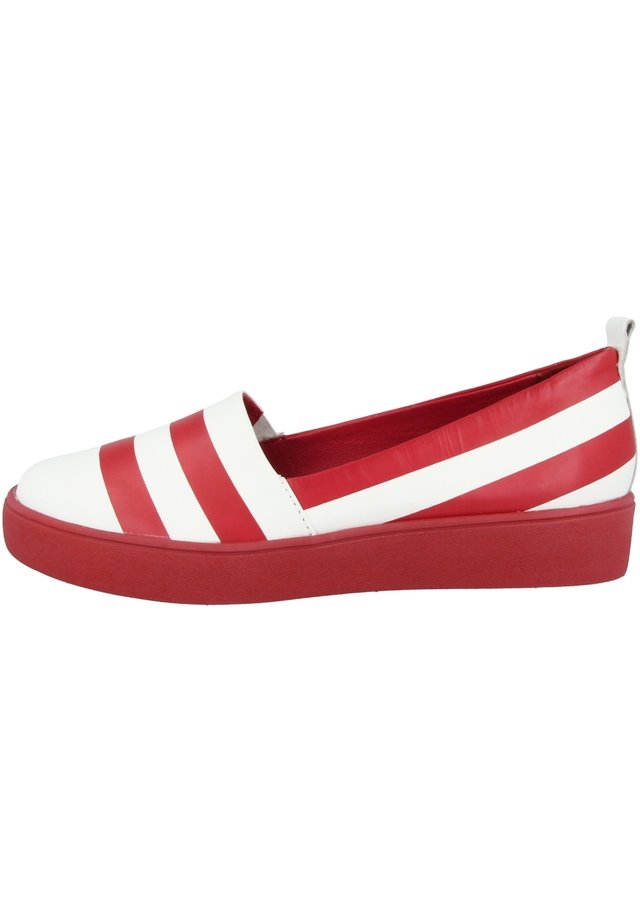 SCHUHE LILLI - Ballet pumps - red combi (g32164-875-401)