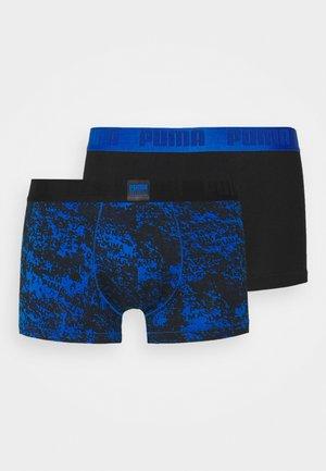 MEN TRUNK 2 PACK - Shorty - blue