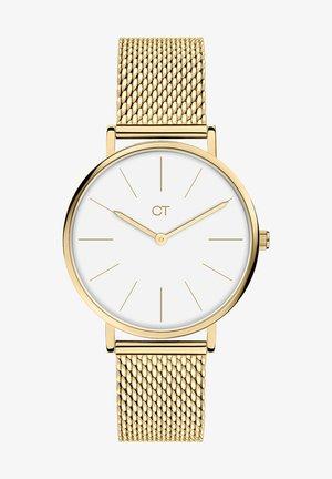 Watch - gold/schwarz