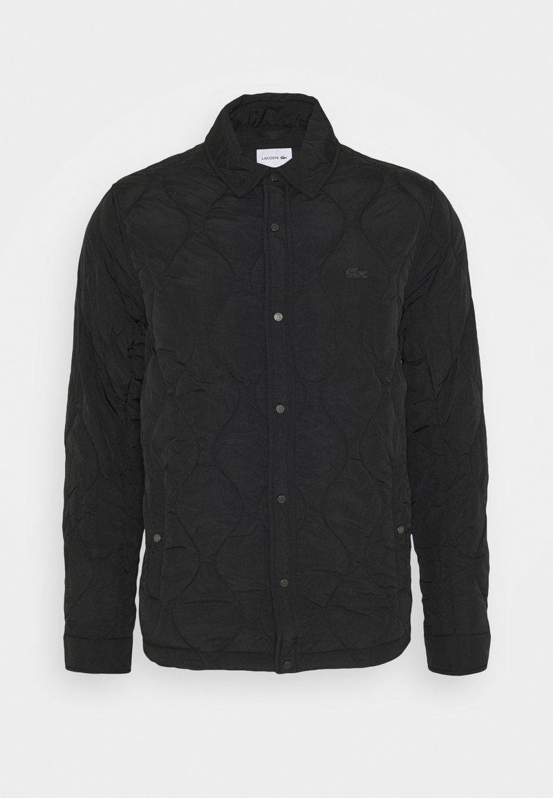 Lacoste - Light jacket - black