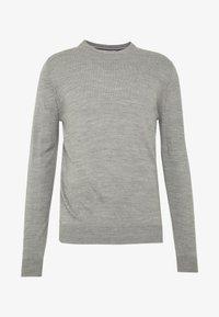 Jumper - silver grey marl