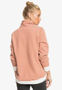 Roxy - BOAT TRIP STRIPES - Sudadera - auburn me stripes - 2