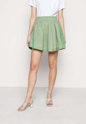 SKIRT - A-line skirt - minty