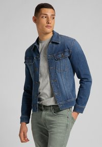 Lee - RIDER - Veste en jean - mid visual cody - 0