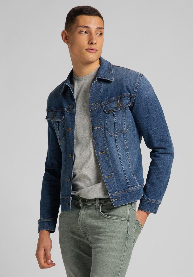 Lee - RIDER - Veste en jean - mid visual cody