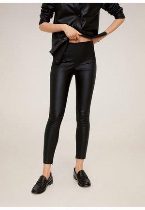 LOGO - Pantalon classique - black