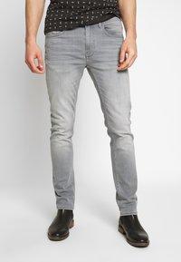 Blend - Jeansy Slim Fit - denim grey - 0