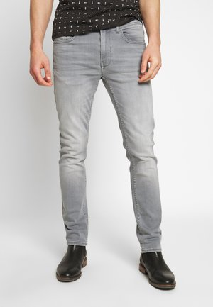 Jeansy Slim Fit - denim grey