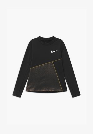 Sports shirt - black/gold
