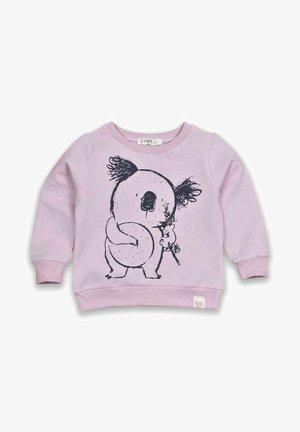 Sweatshirt - light pink