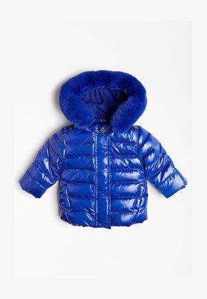 Down jacket - blu