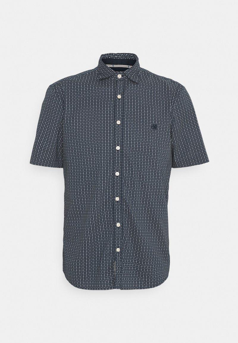 Marc O'Polo - GENUINE - Shirt - multi/uniform navy