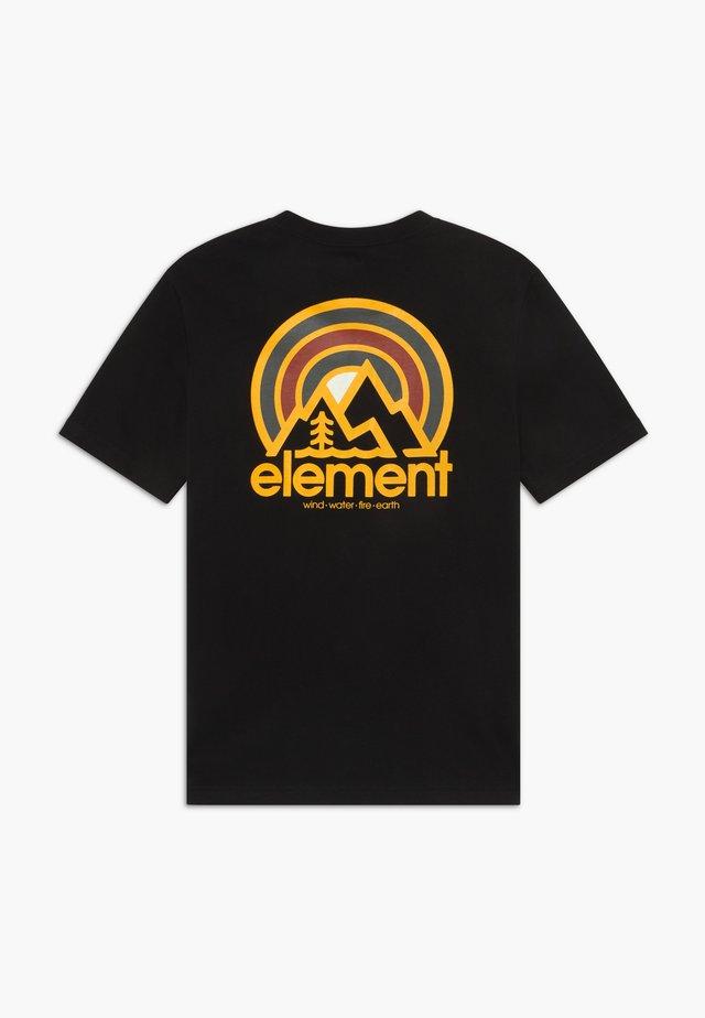 SONATA BOY - T-shirt print - flint black