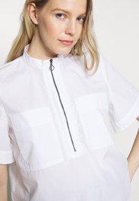 edc by Esprit - CORE BEST - Blouse - white - 5