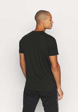 T-shirt imprimé - black beauty