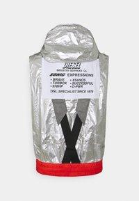 Diesel - J-GIOTIS - Waistcoat - orange - 1