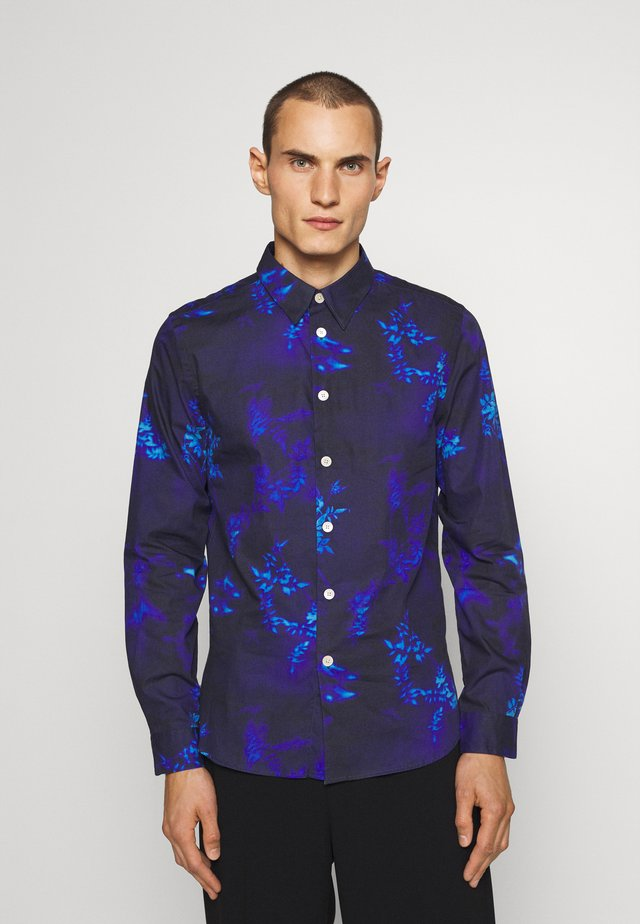 TAILORED FIT  - Shirt - dark blue