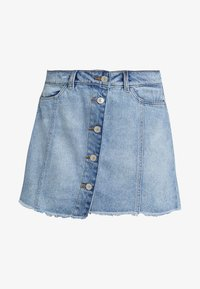 ONLY - ONLAIDA SKIRT - Jupe trapèze - light blue denim - 5