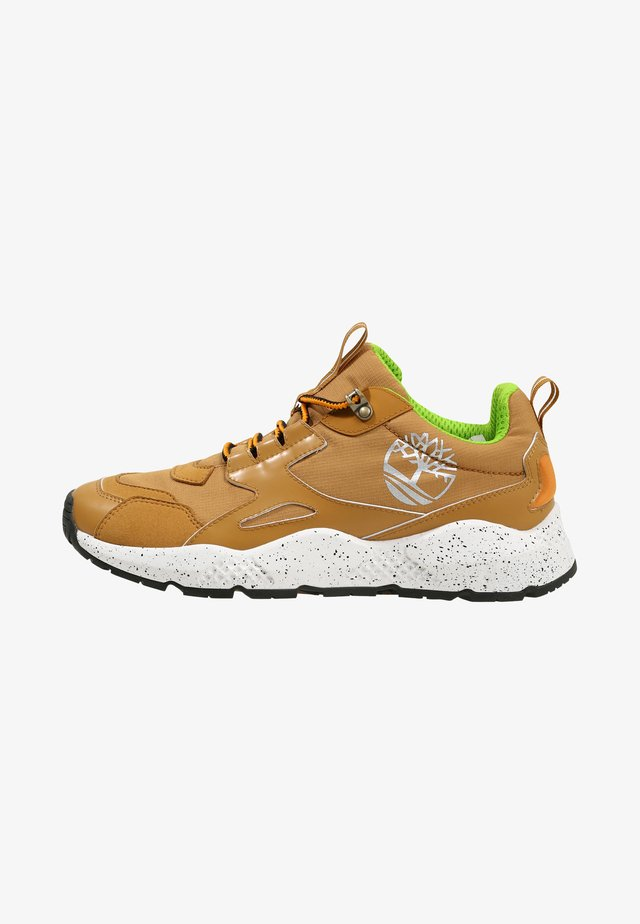 RIPCORD - Sneakersy niskie - spruce yellow