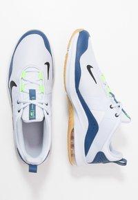 Nike Performance - AIR MAX ALPHA TRAINER 2 - Sports shoes - football grey/black/mystic navy - 1