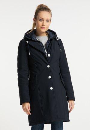 Winter coat - marine