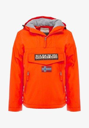 RAINFOREST POCKET  - Winter jacket - orangeade