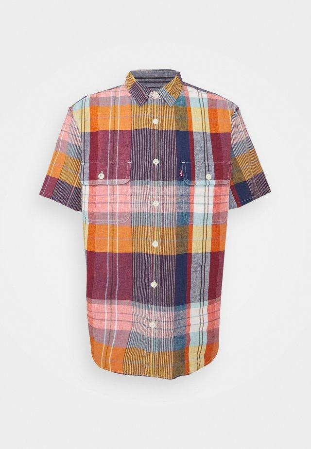 UTILITY SHIRT UNISEX - Košile - multi-color