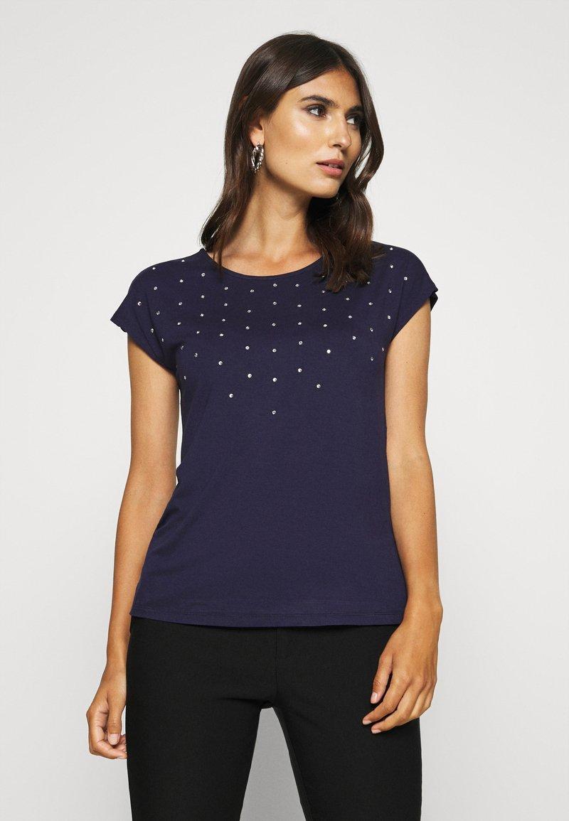 Anna Field - Print T-shirt - evening blue