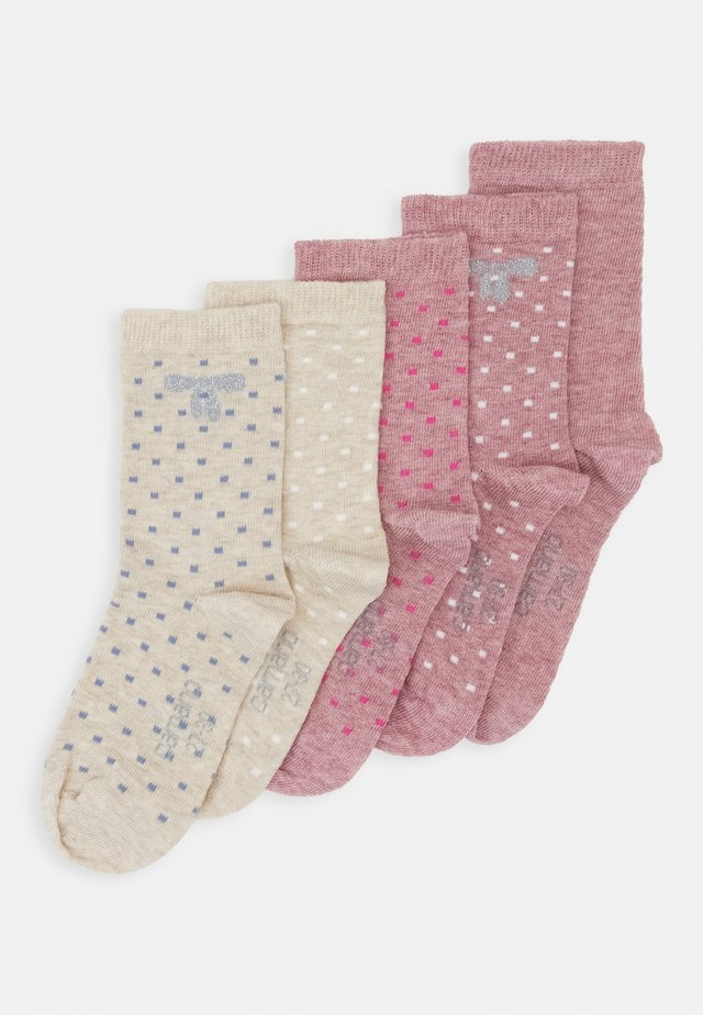 ONLINE CHILDREN SOCKS 5 PACK - Socks - nature melange