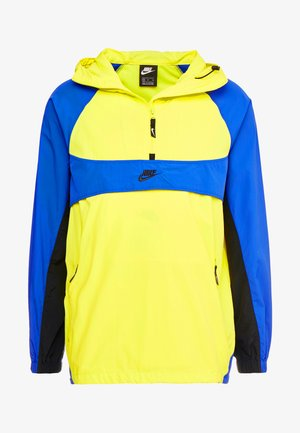 RE-ISSUE - Cortaviento - dynamic yellow/game royal/black