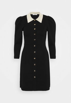 MILANE - Shirt dress - noir