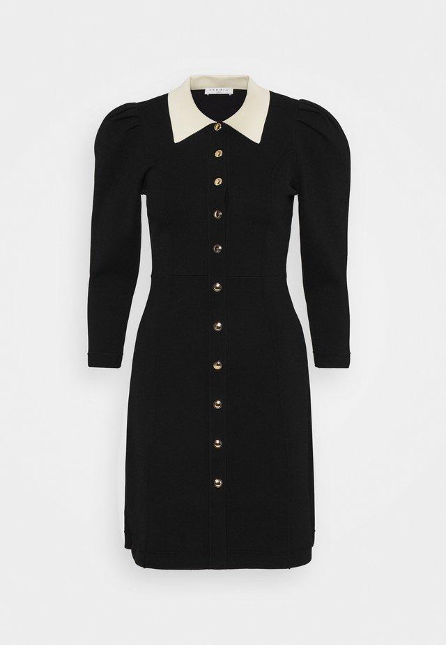 MILANE - Blusenkleid - noir