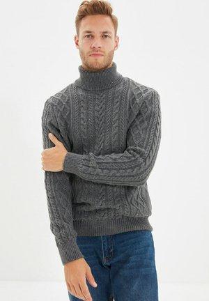PARENT - Sweter - grey