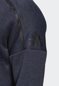 adidas Performance - ADIDAS Z.N.E. FAST RELEASE HOODIE - Sweatjacke - grey - 4