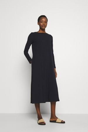 GAVETTA - Jersey dress - black
